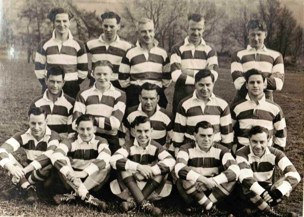 Painswick RFC - 1950-1951 1st XV
