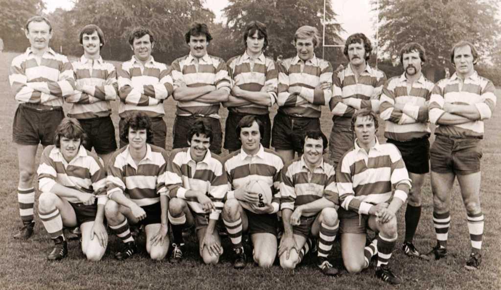 Painswick RFC - 1978-1979