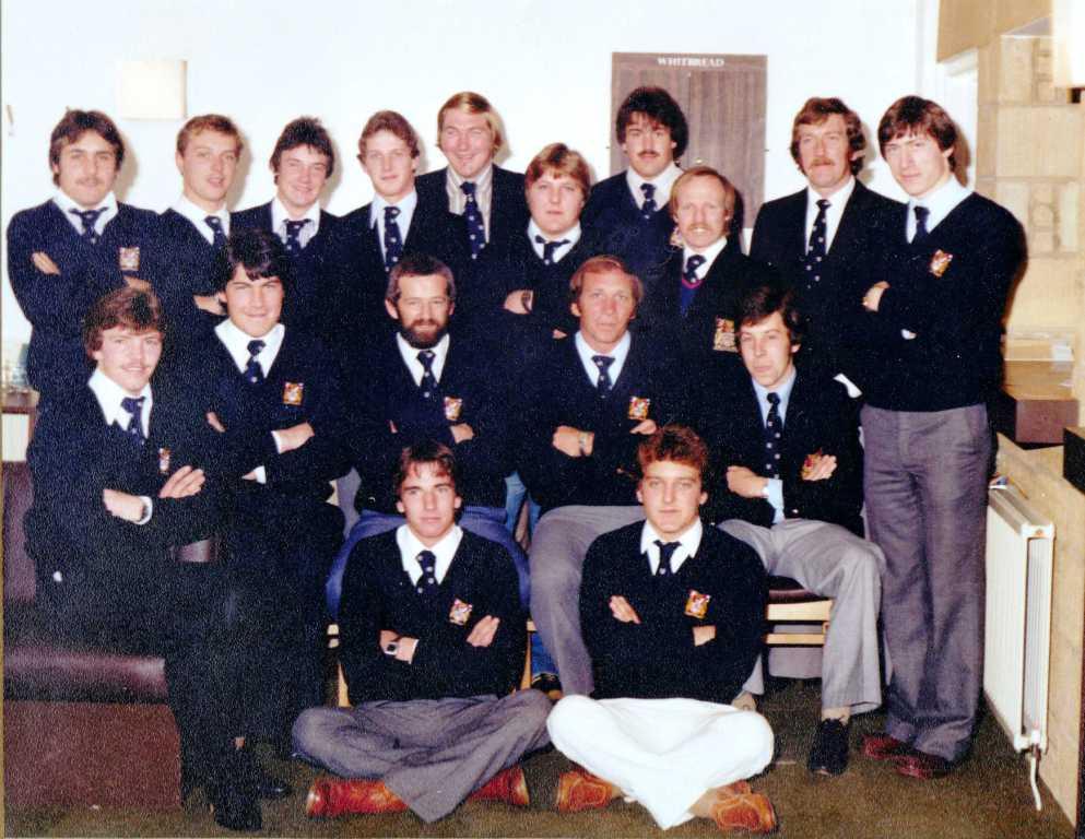Painswick RFC - 1980-1981