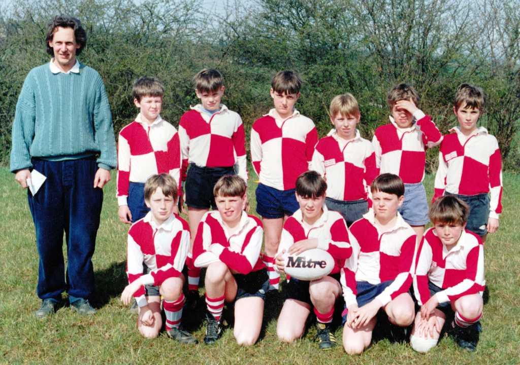 Painswick RFC - 1991-1992 U11s