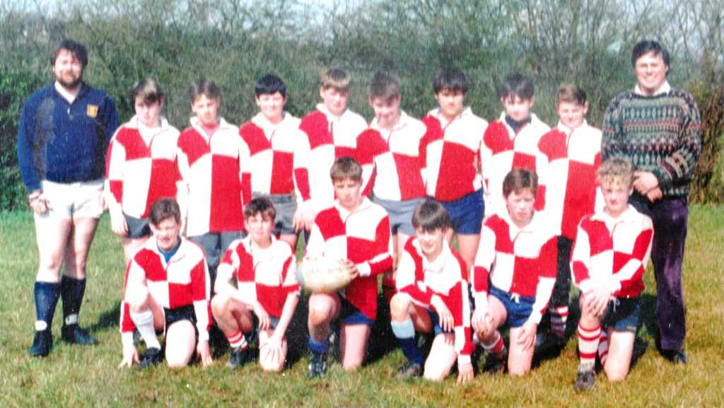 Painswick RFC - 1991-1992 U12s