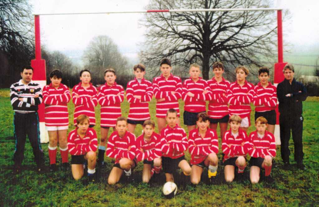 Painswick RFC - 1992-1993 U14s