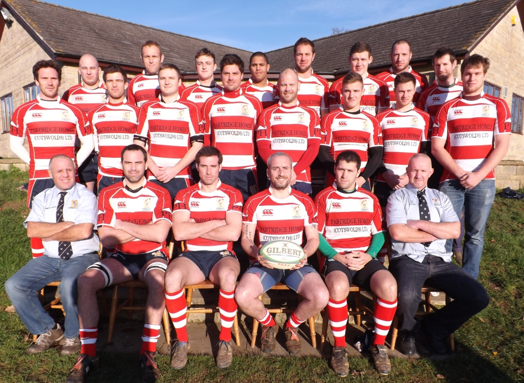 Painswick RFC - 2012-2013 1st XV