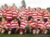 Painswick RFC - 1994-1995 United (2nd XV) Winners of Stroud Senior Combination Cup