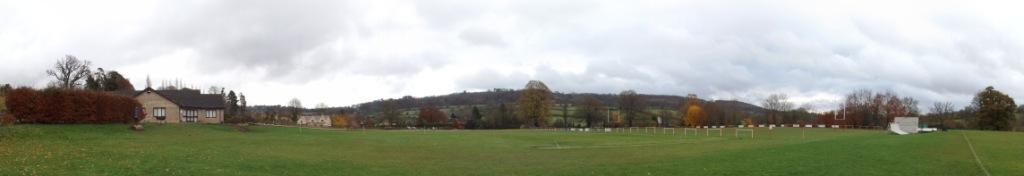 Broadham Fields (06-01) - The No. 2 Pitch