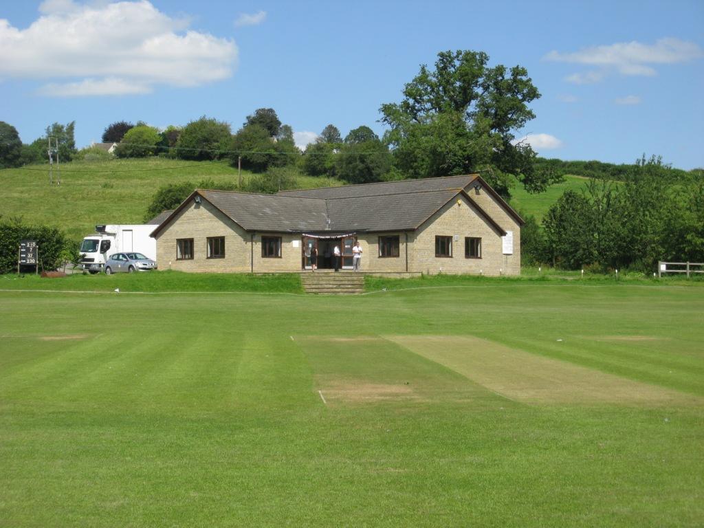 Broadham Fields (02-01) - The Club House (external view)