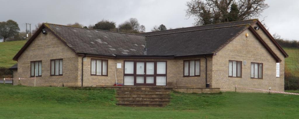 Broadham Fields (02-04) - The Club House (external view)