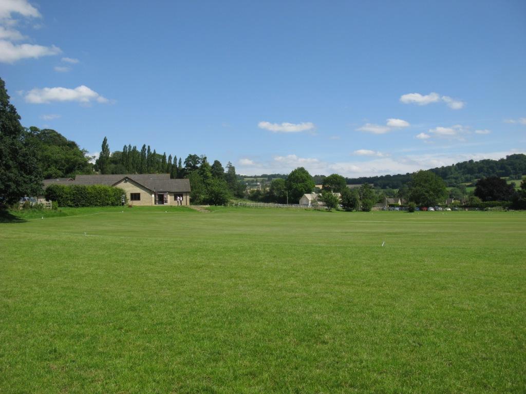 Broadham Fields (02-06) - The Club House (external view)