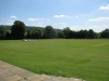 Broadham Fields (04-03) - The view from the patio of the Club House