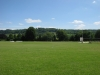 Broadham Fields (04-04) - The view from the patio of the Club House